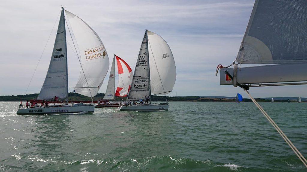 Cowes Week Sailing Britannia Eventa